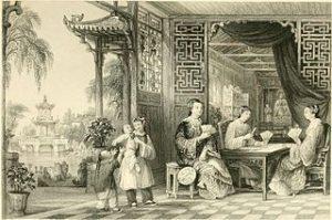 Baccarat Cina